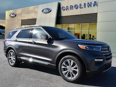 2020 Ford Explorer Limited Wagon