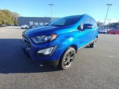 2018 Ford EcoSport SES SUV