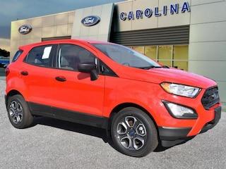 2020 Ford EcoSport S Wagon