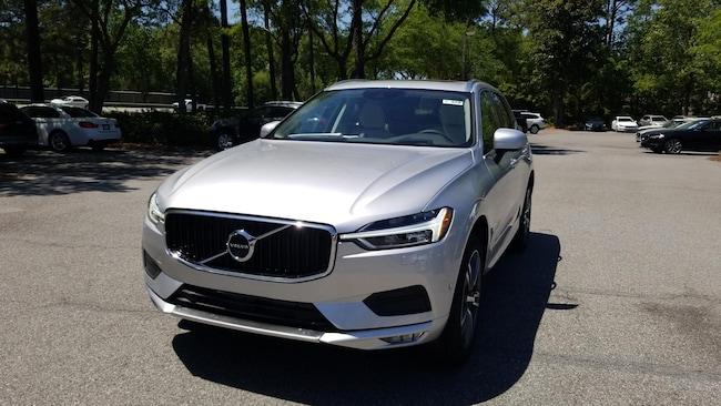 New 2018 Volvo XC60 T6 AWD Momentum SUV in Savannah