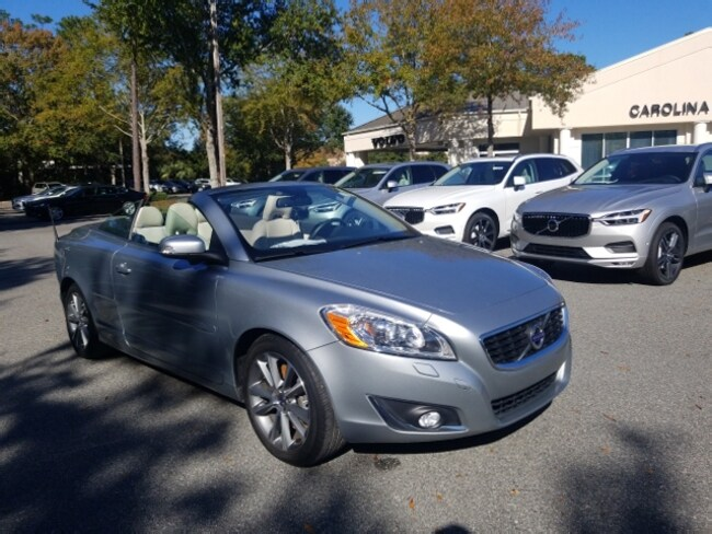 Used 2013 Volvo C70 T5 Convertible Bluffton
