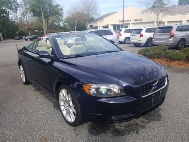 Used 2007 Volvo C70 T5 Convertible in Savannah