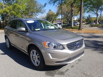 Used 2016 Volvo XC60 For Sale at Volvo Cars Hilton Head
