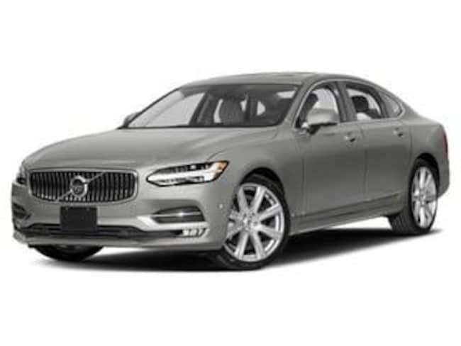 New 2019 Volvo S90 T6 Inscription Sedan in Savannah