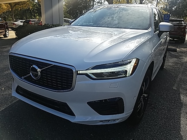 New 2018 Volvo XC60 T6 AWD R-Design SUV in Savannah