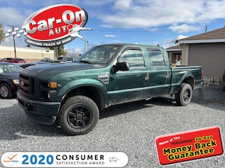 2008 Ford F-250 4X4   NEW ARRIVAL   A/C   17