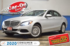 2015 Mercedes-Benz C-Class C300 4MATIC LUXURY HTD SEATS FULL PWR GRP LOADED Sedan
