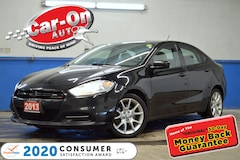 2013 Dodge Dart SXT TURBO BLUETOOTH ALLOYS Sedan