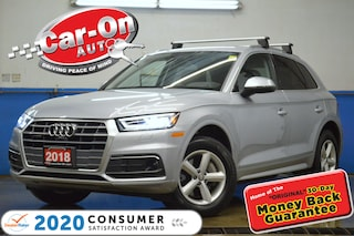 2018 Audi Q5 2.0T Technik AWD LEATHER NAV PANO ROOF ADAPTIVE CR SUV