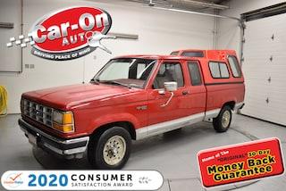 1992 Ford Ranger 96,000 km RARE CLASSIC   4.0L V6   MANUAL Truck