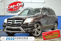 2013 Mercedes-Benz GLK GLK 350 4MATIC LEATHER HTD SEATS  SUV