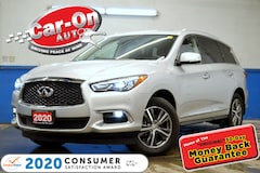 2020 INFINITI QX60 Essential AWD 7 SEAT LEATHER NAV REAR CAM LOADED SUV
