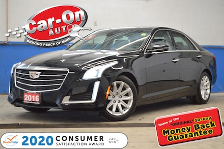 2016 CADILLAC CTS 3.6L collection luxe Berline