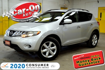 2009 Nissan Murano AWD GREAT VALUE !!  SUV
