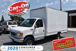 2003 Ford E-350 Cutaway 16' CUBE - ATTENTION ALL TRADESPEOPLE !! Truck