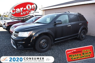 2012 Dodge Journey R/T AWD   NEW ARRIVAL   LEATHER   TOW PKG SUV