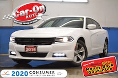 2016 Dodge Charger SXT HTD SEATS ALPINE AUDIO  Sedan