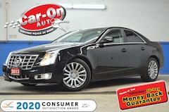 2013 CADILLAC CTS Performance LEATHER PANO ROOF REAR CAM LOADED Sedan