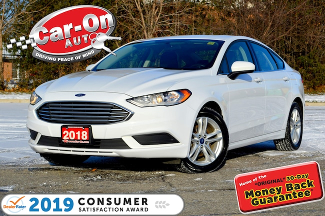 2018 Ford Fusion SE SUNROOF REAR CAM FULL PWR GRP Sedan