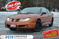 2004 Pontiac Sunfire SV AUTOMATIC SUNROOF A/C Coupe