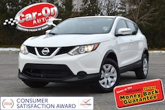 2017 Nissan Qashqai ONLY 6, 000 KM REAR CAM HTD SEATS BLUETOOTH SUV