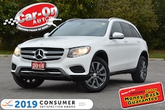 2016 Mercedes-Benz GLC-Class 4MATIC PREMIUM LEATHER NAV PANO ROOF LOADED SUV