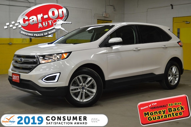 2017 Ford Edge SEL AWD TIPTRONIC FULL PWR GRP SYNC LOADED SUV
