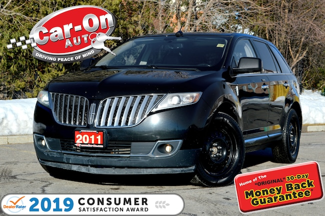 2011 Lincoln MKX ELITE AWD LEATHER NAV PANO ROOF LOADED SUV