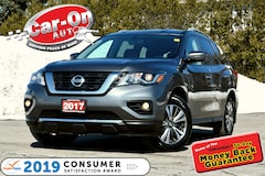 2017 Nissan Pathfinder SL 4WD 7 SEAT LEATHER REAR CAM FULL PWR GRP LOADED SUV
