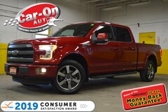 2016 Ford F-150 LARIAT LEATHER NAVI LOADED!!! Truck