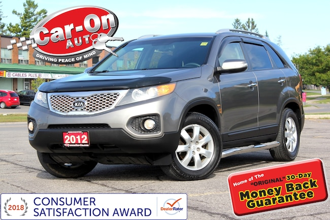 2012 Kia Sorento V6 ONLY 61, 000 KM HTD SEATS BLUETOOTH ALLOYS SUV