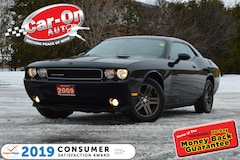 2009 Dodge Challenger LEATHER SUNROOF HEATED SEATS ALLOYS Coupe
