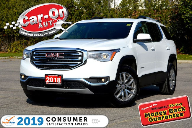 2018 GMC Acadia SLE-2 AWD REAR CAM HTD SEATS NAV READY LOADED SUV