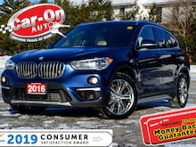 2016 BMW X1 xDrive28i LEATHER REAR CAM HTD SEATS LOADED Wagon