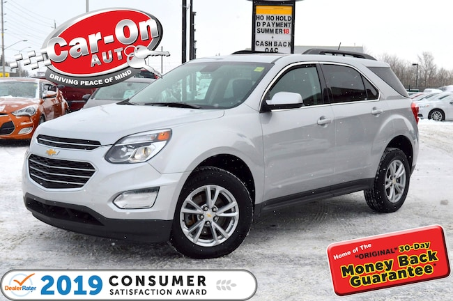 2017 Chevrolet Equinox 1LT AWD HEATED SEATS REAR CAM ALLOYS REMOTE START SUV