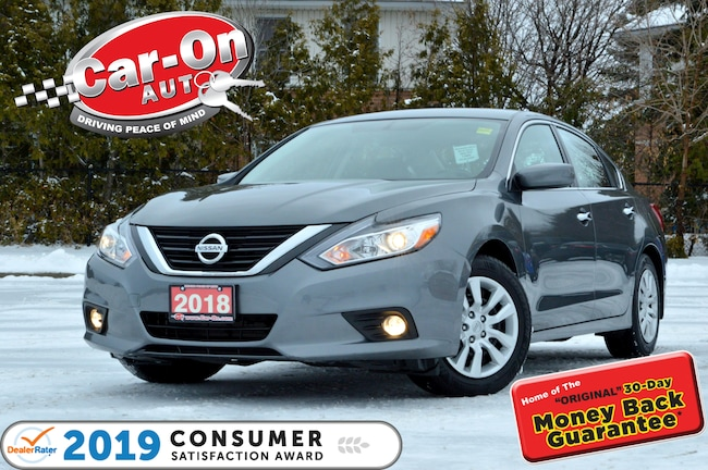 2018 Nissan Altima REAR CAM HTD SEATS FULL PWR GRP LOADED Sedan