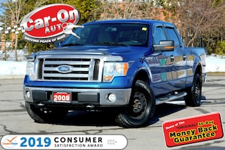 2009 Ford F-150 XLT 4X4 CREW TOW PKG CRUISE SYNC Truck