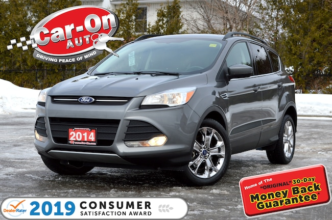 2014 Ford Escape SE 4WD LEATHER PANO ROOF REAR CAM HTD SEATS LOADED SUV