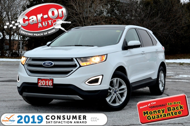 2016 Ford Edge SEL NAV PANO ROOF REAR CAM HTD SEATS LOADED SUV