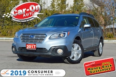 2017 Subaru Outback AWD ONLY 30,000 KM REAR CAM HTD SEATS LOADED SUV