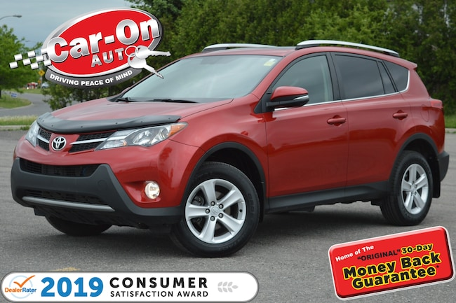 2014 Toyota RAV4 XLE SUNROOF REAR CAM HTD SEATS ONLY 22, 000 KM SUV