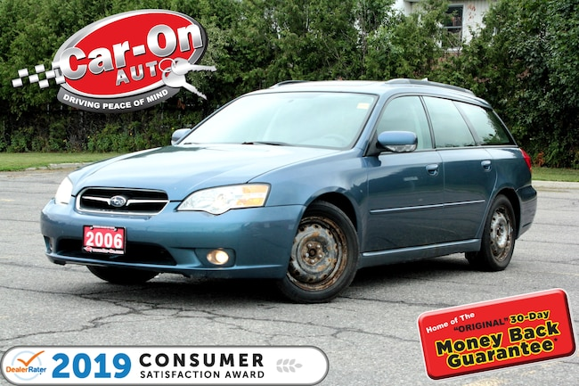 2006 Subaru Legacy AWD PANO ROOF HTD SEATS FULL PWR GRP Hatchback