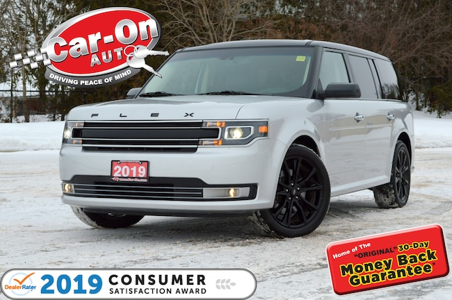 2019 Ford Flex Limited AWD LEATHER NAV REAR CAM FULLY LOADED SUV