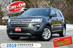 2018 Ford Explorer XLT 4WD 7 SEAT REAR CAM HTD SEATS NAV READY LOADED SUV