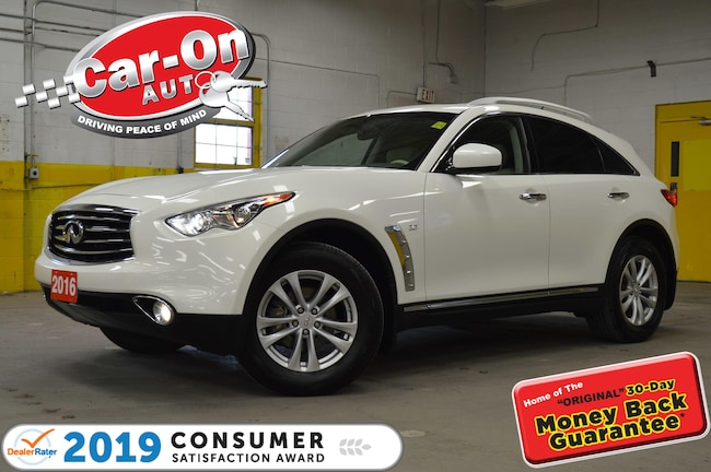 2016 INFINITI QX70 PREMIUM | AWD | SUNROOF | LOADED VUS