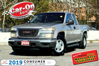 2004 GMC Canyon SL 2.8L 5 SPPED A/C ALLOYS Truck