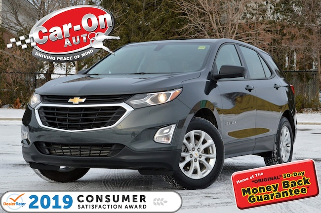 2018 Chevrolet Equinox REAR CAM HTD SEATS NAV READY ONSTAR LOADED SUV