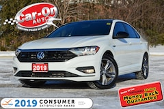 2019 Volkswagen Jetta Highline R-Line RARE 6 SPEED LEATHER SUNROOF Sedan