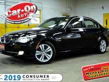 2010 BMW 528 i xDrive NAVIGATION SUNROOF Sedan