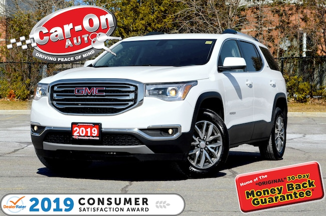 2019 GMC Acadia SLE AWD REAR CAM HTD SEATS NAV READY LOADED SUV